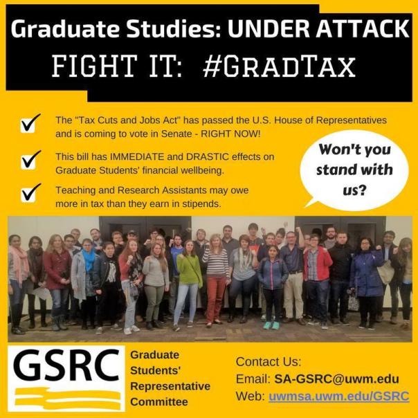 ProtestFlyerGradTax